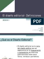 Sesion 1-Introduccion Al Diseño Editorial