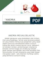 Pp Anemia Megaloblastik