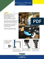 Newsletter 2008 VacuCobra VC80 Light Compressors