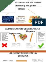 El Futuro de La Alimentación Humana