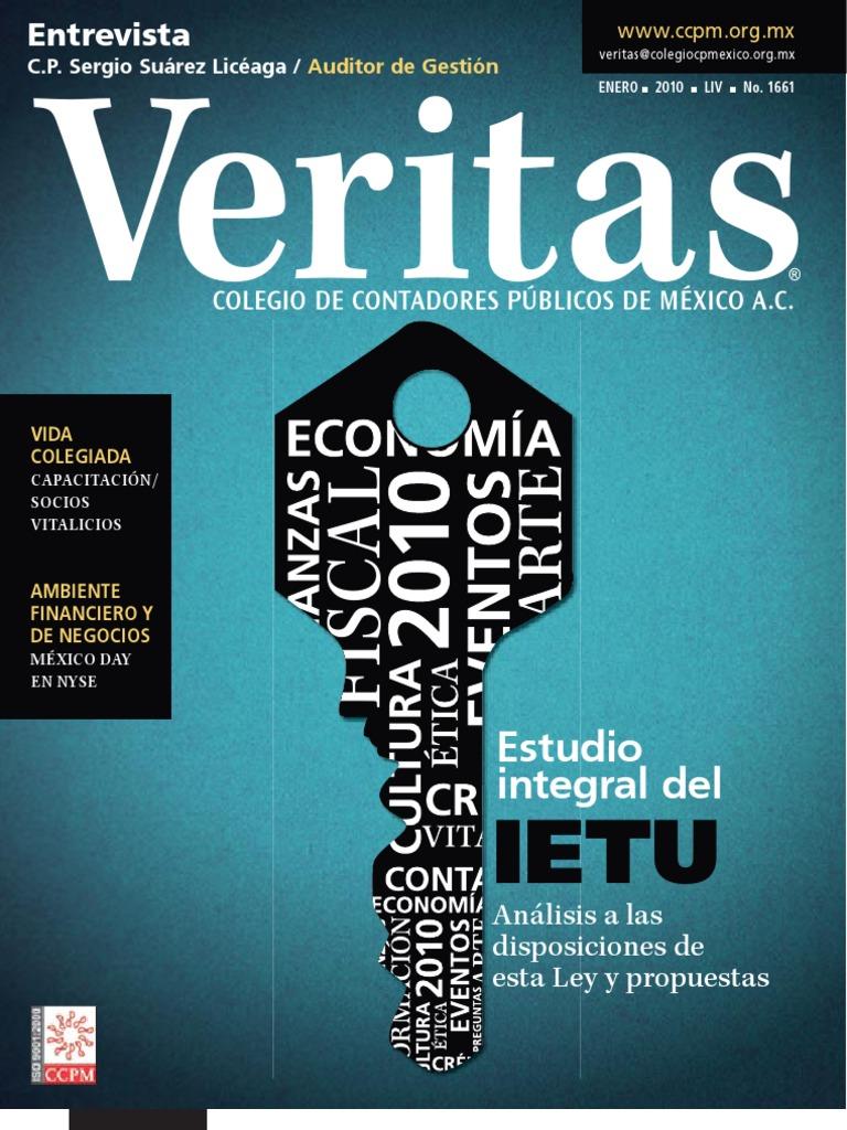 VERITAS ENERO 2010