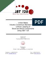 ISBT128USA