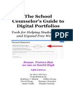 FREEE book Edition 5 Counselors guide to Digital Portfolios (1)