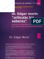 II Calse Edgar Morin