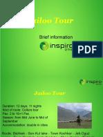 Jailoo Tour