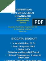 Kepemimpinan Manj Org Bpm Ba 2014