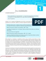 Tema 1. Modelacion Matematica