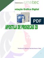 Apostila de ProgeCAD