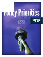 Policy Priorities for the 114th Congress