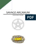 Savage Arcanum [ITA]