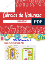 Sgc Enem 2015 Extensivo Biologia i 01,PARA MEDIA DO TRABALHAOS