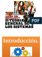 Teoria de Sistemas Introduccion.