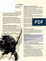 D&D 5E - Compêndio de Classes - Biblioteca Élfica