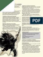 D&D 5E - Compêndio de Classes - Biblioteca Élfica