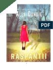 Ally Condie - Raspantii