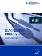Diagnosing Bribery Risk TI
