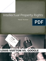 Faisal Intellectual Property Rights