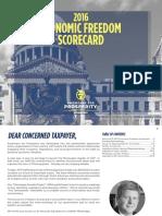 AFPMS 2016 Scorecard