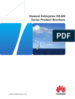 Huawei WLAN Brief Product Brochure (01!01!2012)-New