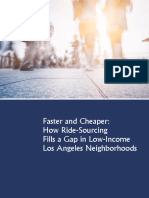Faster and Cheaper- How Ride-Sourcing Fills a Gap in Low-Income Los Angeles Neighborhoods