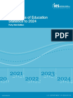 Projections of Education Statistics to 2024