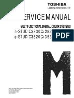 toshiba 1560 copier manual