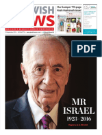29 September 2016, Jewish News, Issue 970