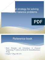 A general strategy for solving material balance problems (Chapter 7).pdf