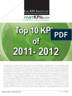 Top 10 KPI