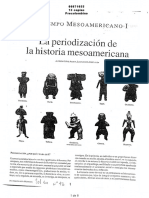 López Austin y Lopez Lujan La Periodización de La Historia Mesoamericana Precolombino