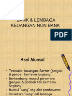 Bank Lembaga Keuangan Non Bank