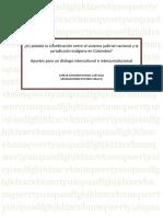 Es posible la coordinacion entre el sistema nacional judicial y l ajurisdiccion especial indigena.pdf