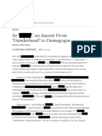 Redacted book review