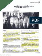 Ictiozoonosis Bacteriana Artículo de Revisión