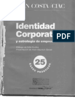 72494289 40390009 Identidad Corporativa y Estrategia de Empresa Costa Joan
