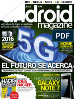 Android Magazine Spain - Issue 48 2016
