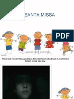 A SANTA MISSA - para crianças.