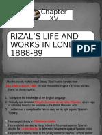 Rizal in London