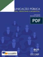 Comunicação Pública - Heloiza Matos