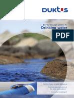 Ductile Iron Pipe Katalog Trinkwasser e 07.15 Klein