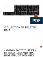 Database Reviewer