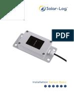 SolarLog Datasheet Sensor Basic International