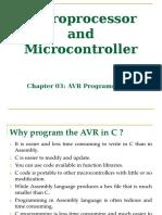 Ch03 AVR Programming in C.pptx