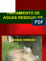 Tratamiendo de Aguas Residuales - Tanque Híbrido INF COMPLEMENTARIA