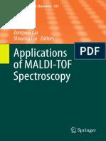 Maldi aplicaciones