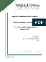 Practica II Convertidor