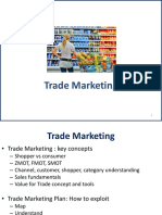 Trade Marketing 2015