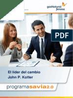El Lider Del Cambio-John P.kotter