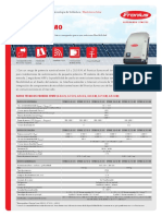 Ficha-Tecnica-Fronius-Symo Inversor Fotovoltaico Entregado Por Constructora