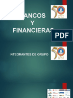 Mate Financiera Bancos y Financieras